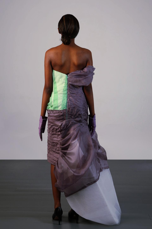 designscene couturier angelo fair london atelier black model london